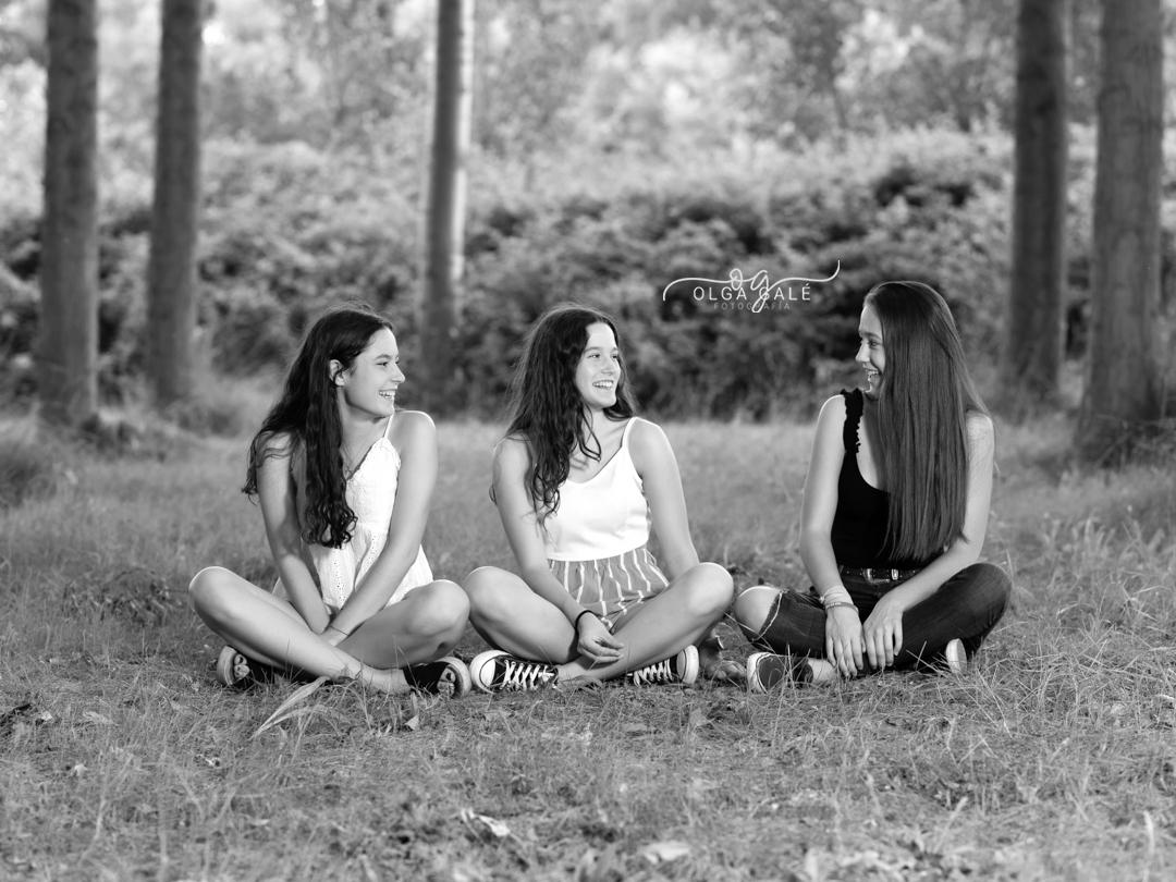 sesion profresional hermanas