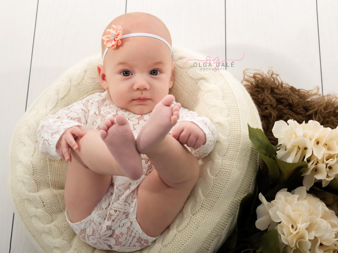 Sesion de seguimiento bebé